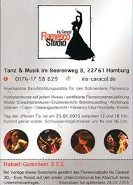 Flameco Tanz Rabatt Hamburg