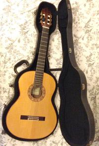 Flamencogitarre-zu-verkaufen